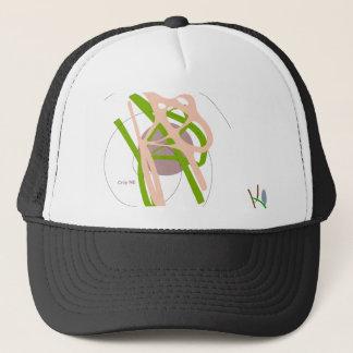 Mig endast hatt keps