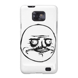 Mig fodral för Gusta Samsung galax S Galaxy S2 Fodral