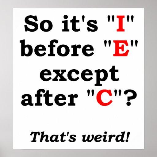 """""""Mig"""" för rolig affisch """"för E"""""""