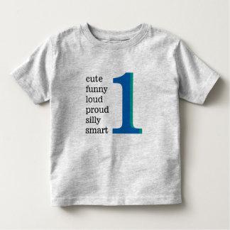 Mig förmiddag 1 skjorta t shirt