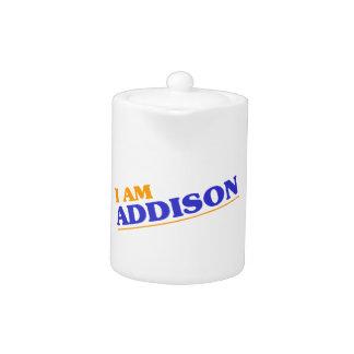 Mig förmiddag Addison