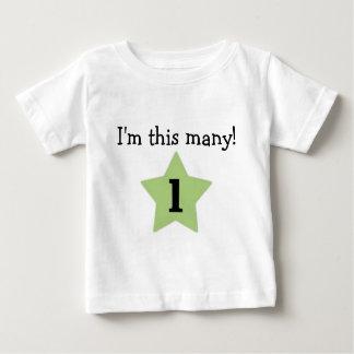 Mig förmiddag dessa många! t-shirt