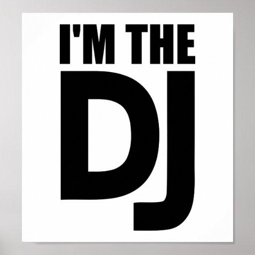 Mig förmiddag DJEN Print