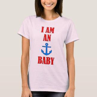 Mig förmiddag en ankrababy tshirts