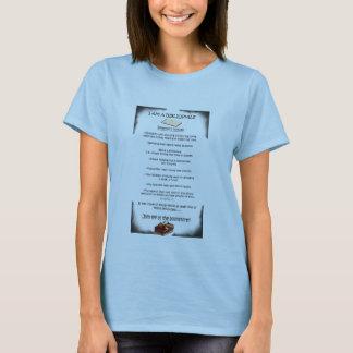 Mig förmiddag en bibliofil t-shirts