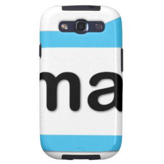 Mig förmiddag en Cutie Galaxy S3 Cover