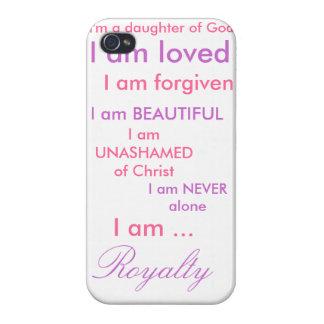 Mig förmiddag en dotter av gudiphone case iPhone 4 hud