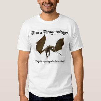 Mig förmiddag en Dragonslayer T Shirt