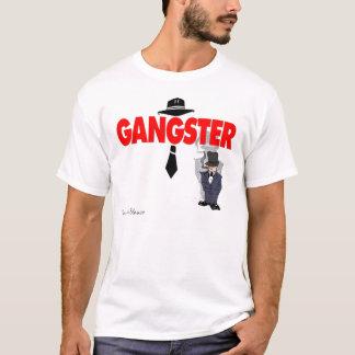 Mig förmiddag en gangster! t-shirt