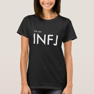 Mig förmiddag en INFJ - personlighetstyp T-shirt