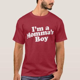 Mig förmiddag en Mommas pojke Tee Shirts