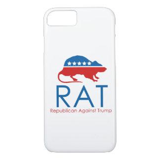 Mig förmiddag en R.A.T: Republikan mot trumf