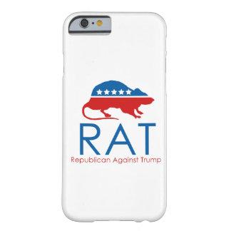 Mig förmiddag en R.A.T: Republikan mot trumf Barely There iPhone 6 Skal