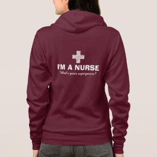 Mig förmiddag en sjuksköterska vad är din tee