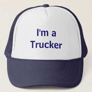Mig förmiddag en truckerkeps