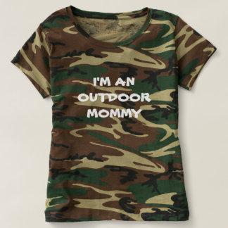 Mig förmiddag en utomhus- mamma tröjor