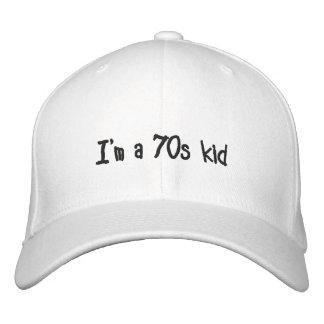 Mig förmiddag ett 70-talungelock hatt