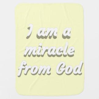Mig förmiddag ett mirakel från gudbabyfilten bebisfilt