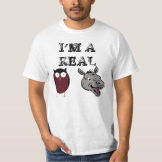 Mig förmiddag ett verkligt klokt A ** T Shirt
