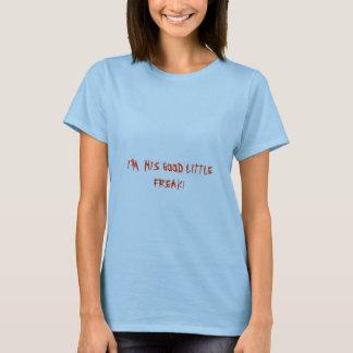 Mig förmiddag HANS för BRA FREAK LITE! Tee Shirt