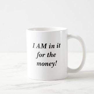 MIG FÖRMIDDAG i den för pengarna! Kaffemugg