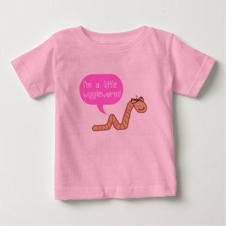 Mig förmiddag lite en T-tröja för Wigglemaskbaby Tee