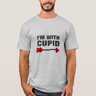 Mig förmiddag med cupiden t shirts