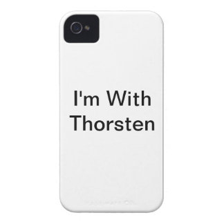 Mig förmiddag med den Thorsten blackberry fodral