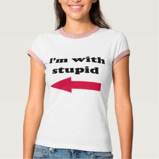 Mig förmiddag med dumt t-shirts