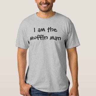 Mig förmiddag muffinmanen t shirt