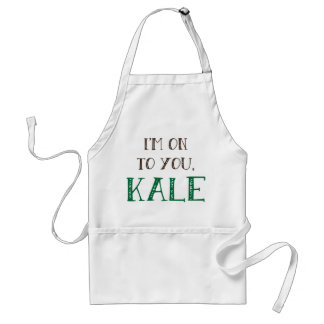 Mig förmiddag på till dig, Kaleförkläde Förkläde