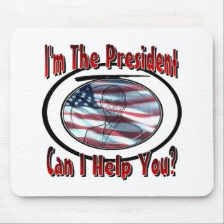 Mig förmiddag presidenten mus mattor