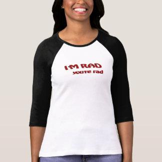 Mig förmiddag Rad Tshirts