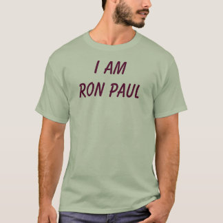Mig förmiddag Ron Paul T Shirts