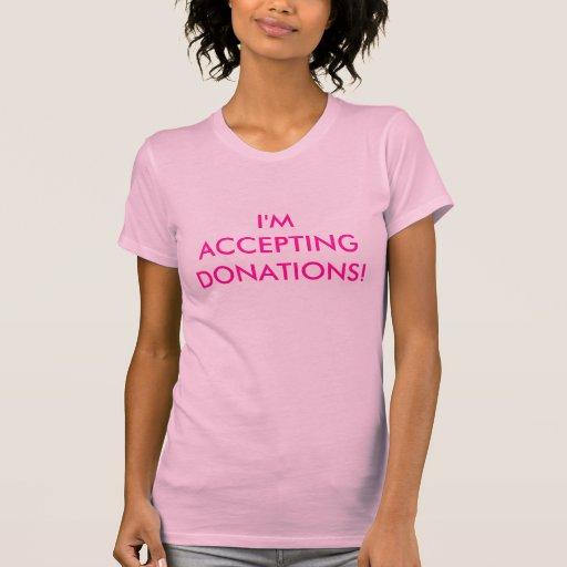 Mig förmiddag som ACCEPTERAR DONATIONER!