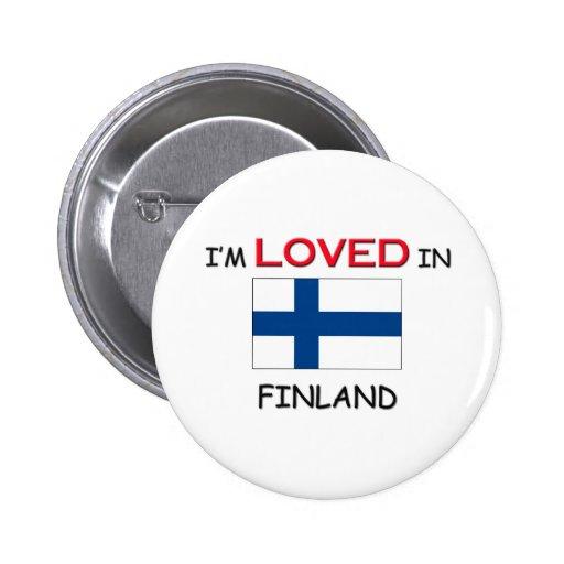 Mig förmiddag som älskas i FINLAND Knappar