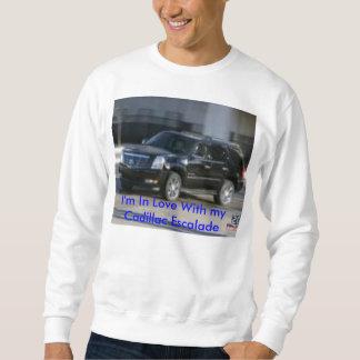 Mig förmiddag som är förälskad med min Cadillac Långärmad Tröja