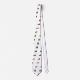 Mig förmiddag som ett ilsket ugglaansikte för dyft slips