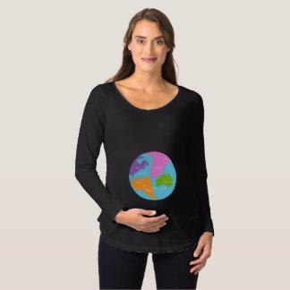 Mig förmiddag som går att ändra världen t-shirt