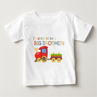 Mig förmiddag som går att vara en storebror! tee shirt