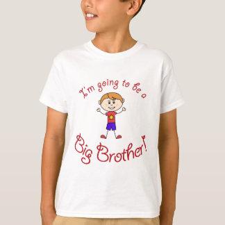 Mig förmiddag som går att vara en storebror! tröjor