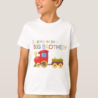 Mig förmiddag som går att vara en storebror! tshirts