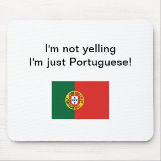 """""""Mig förmiddag som inte precis skriker portugis fö Musmatta"""