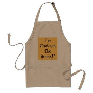 Mig förmiddag som lagar mat bokarna! förkläde