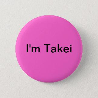 Mig förmiddag Takei Standard Knapp Rund 5.7 Cm
