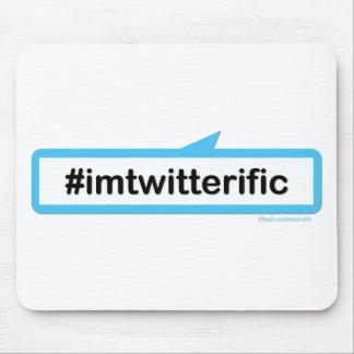 Mig förmiddag Twitterific Musmattor