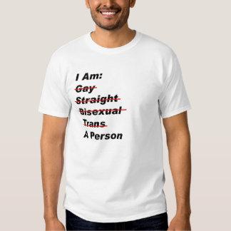 Mig förmiddagbög, raksträcka, bisexuell person, tröja