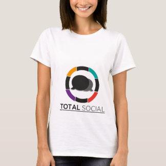 Mig förmiddagDopin sammanlagd social skjorta T Shirt