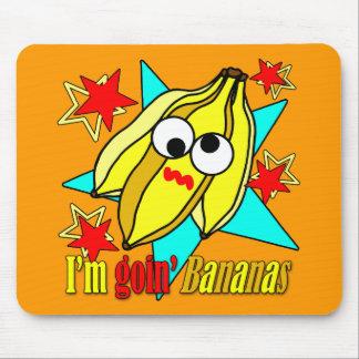 Mig förmiddagGoin bananer Mus Matta