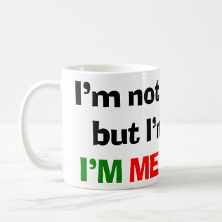 Mig förmiddagMEXIKAN Kaffemugg